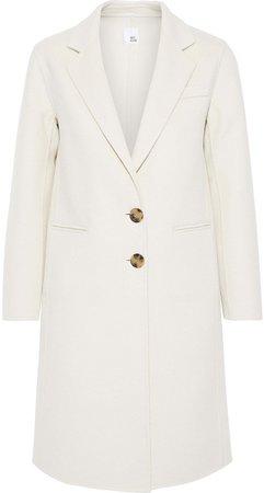 Parry Wool-blend Felt Coat