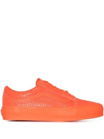 Vans Old Skool low-top sneakers orange VN0A4BVF2TQ1 - Farfetch