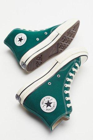 Converse Chuck 70 Organic Canvas High Top Sneaker | Urban Outfitters