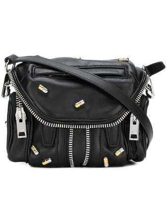 Alexander Wang Pill Studded Micro Marti Bag - Farfetch