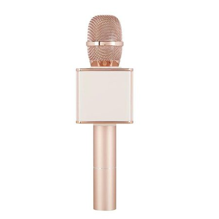 rose gold microphone - Google Search
