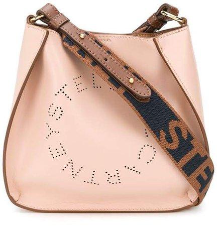 mini Stella Logo crossbody bag