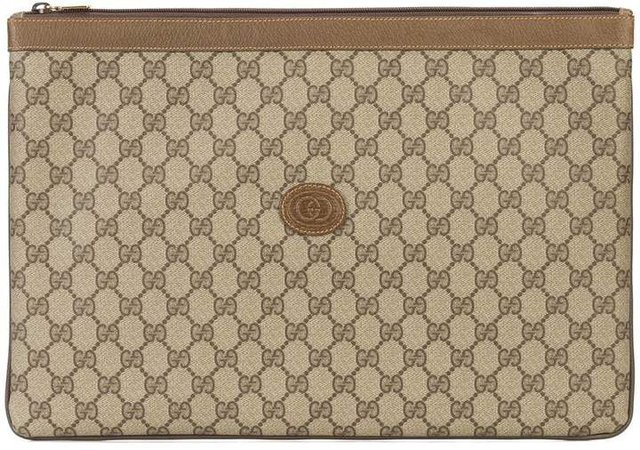 Pre-Owned monogram GG envelope clutch