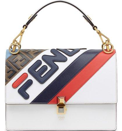 Fendi x FILA Kan I Mania Logo Shoulder Bag | Nordstrom