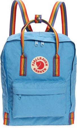 Kanken Rainbow Water Resistant Backpack