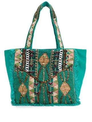 Antik Batik Mauri tote $181 - Shop SS19 Online - Fast Delivery, Price