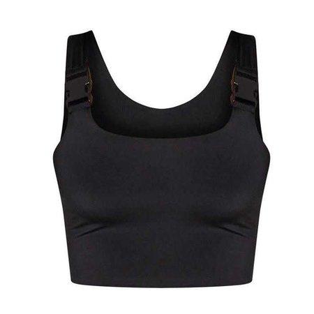 Buckle Strap Vest – Own Saviour