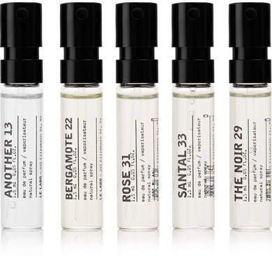 Eau De Parfum Discovery Set, 5 X 1.5ml - Colorless
