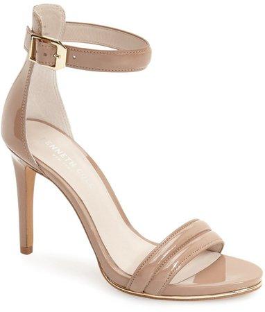 'Brooke' Ankle Strap Sandal