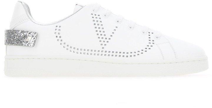 Rockstud VLTN Open Sneakers