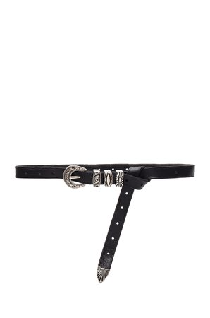 Skinny Keeper Belt