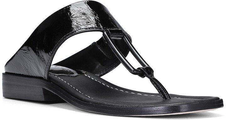Loonie Leather Flip Flop