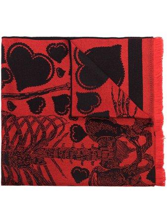 Alexander McQueen, Love Letter scarf