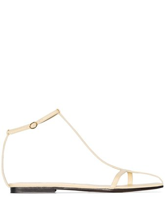 ShopNEOUS Jacqui strappy sandals with Express Delivery - Farfetch