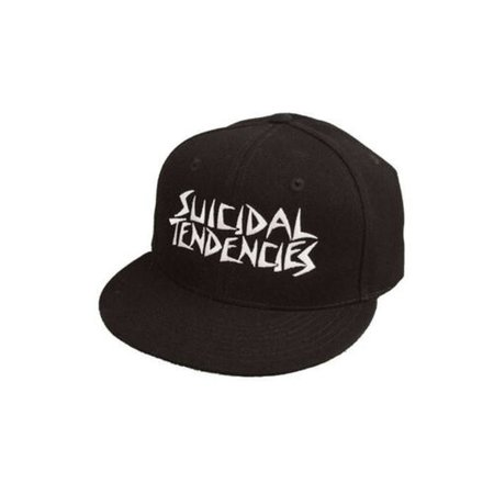 SUICIDAL TENDENCIES - SNAPBACK HAT CAP - BLACK - GENUINE NEW DOGTOWN THRASH PUNK   eBay