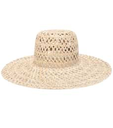 Cappello Espalier In Paglia - Lola Hats | mytheresa