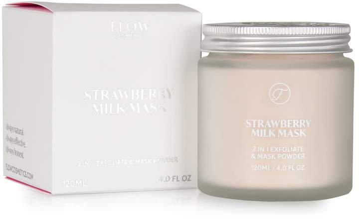 Strawberry Milk Mask 2 In 1: Exfoliate & Mask Powder