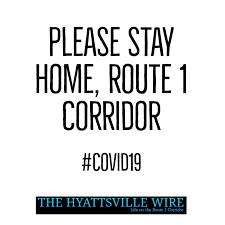 stay home - COVID19