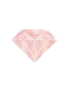 pink diamonts