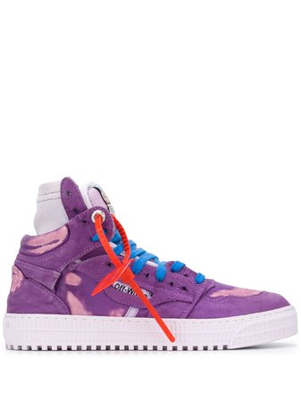 Off-White Off-Court 3.0 hi-top Sneakers - Farfetch