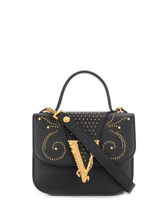 Versace Virtus Western Dual Tote Bag Ss20