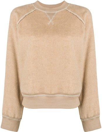 Erika raglan sweatshirt