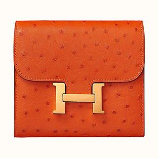Constance compact wallet | Hermes UK