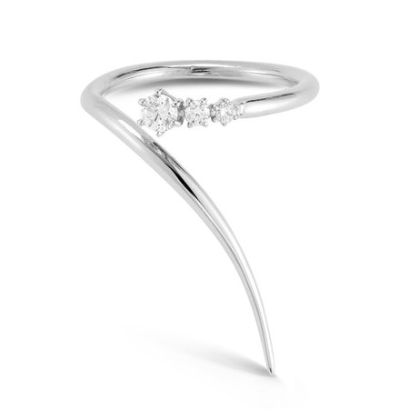 3 Stone Rae Wrap Ring – Stephanie Gottlieb Fine Jewelry