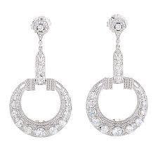 jumbo silver earrings - Google Search