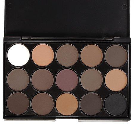 Eyeshadow palette dark