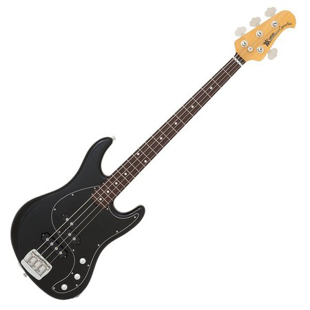 Music Man Caprice Bass Passive 4 String, Black | Gear4music