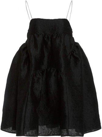 Cecilie Bahnsen Paneled Babydoll Dress