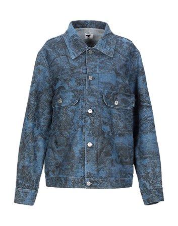 Dior Denim Jacket - Women Dior Denim Jackets online on YOOX United States - 42757846XS