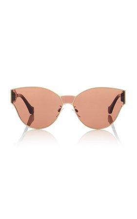 Balenciaga Sunglasses Round-Frame Sunglasses