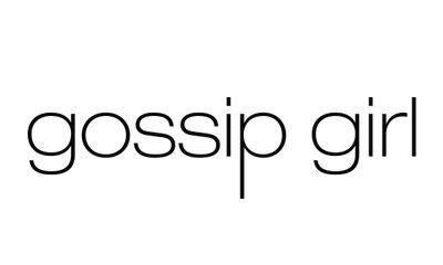 gossip girl logo - Google Search