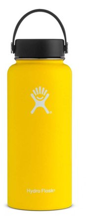 hydro flask yellow