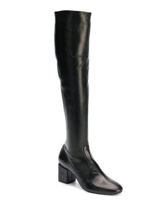 Ermanno Scervino knee-length boots