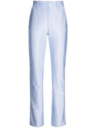 Alexander Wang straight-leg trousers - FARFETCH