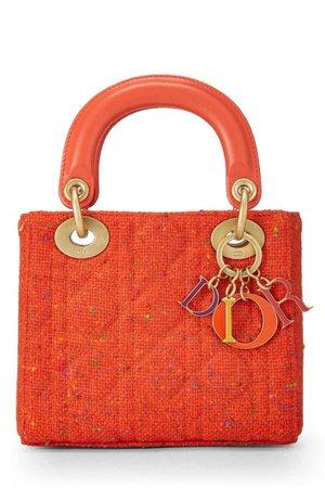 lady dior orange