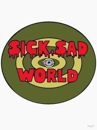 sick sad world daria