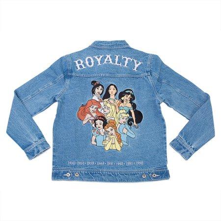 Disney Princess Denim Jacket by Cakeworthy | shopDisney