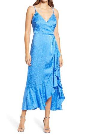 Adelyn Rae Verbena Jacquard Cocktail Dress | Nordstrom