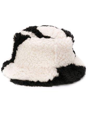 Marni Cow Print Bucket Hat - Farfetch
