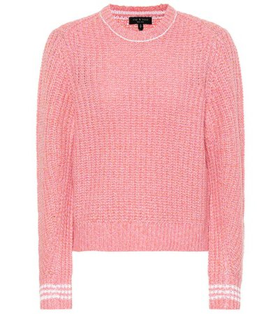 Cheryl wool-blend sweater