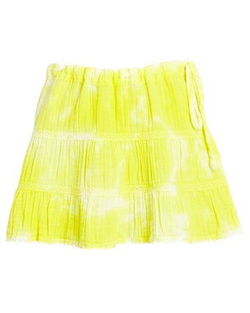 Honorine Jane Tie-Dye Mini Skirt | INTERMIX®