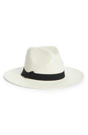 Halogen® Women's Panama Hat   Nordstrom