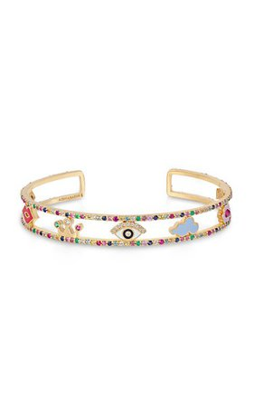 A Charmed Life Bracelet By Aisha Baker | Moda Operandi