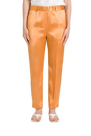 Mauro Grifoni Satin Trousers