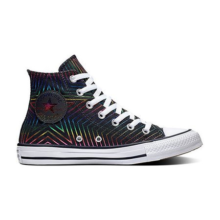 Converse High Top Miss Galaxy Lace-up Sneakers