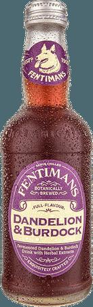 Dandelion & Burdock | Soft Drinks | Fentimans